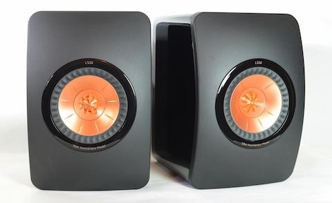 KEF LS50 – bigger than small