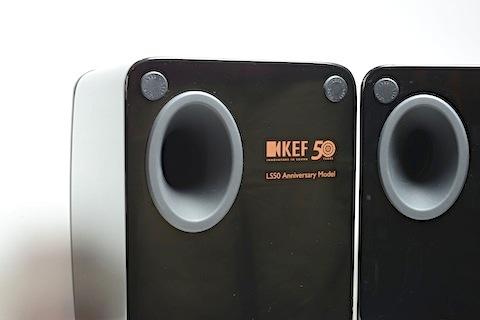 KEF LS50_rear