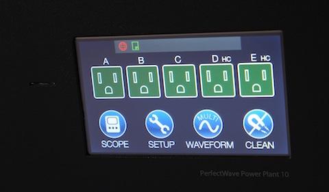 PS Audio P10_input