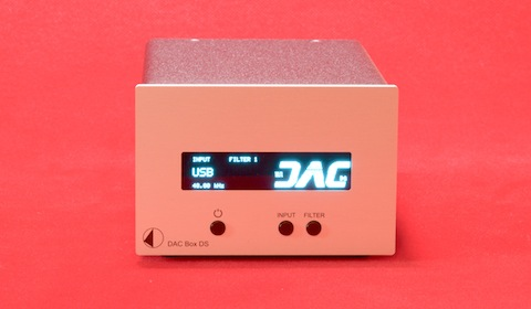 Pro-Ject DAC Box DS – middle ground