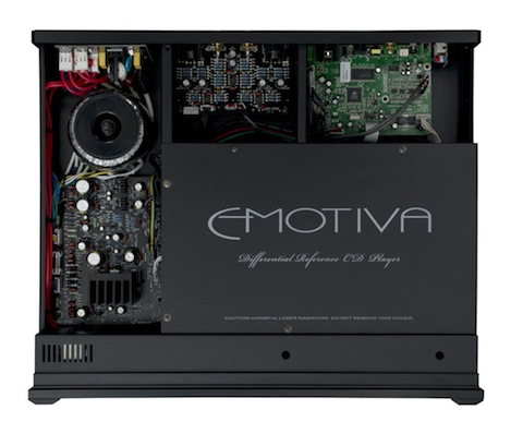 Emotiva Audio ERC-3 CD player