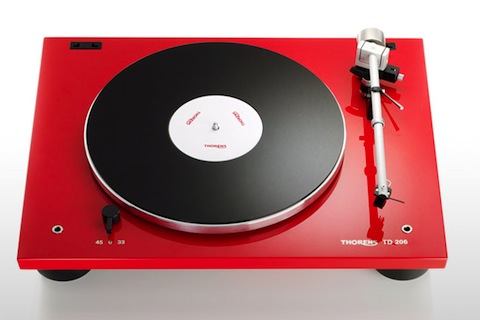 Thorens_TD206_front
