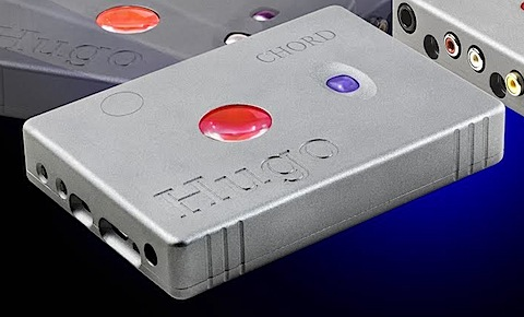 Chord Electronics Hugo DAC headphone amp