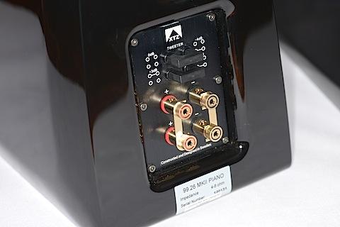 XTZ 99.26 MKII loudspeakers