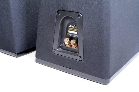 Goldenear Aon 3 loudspeakers