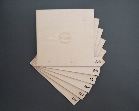 Kate Koeppel LP dividers