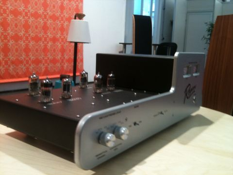 Rogers preamp