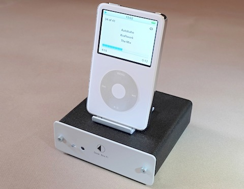 iPod_ProJect dock