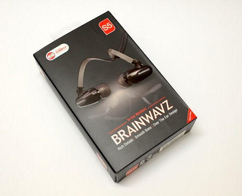 Brainwavz S5 – in-ear allrounder