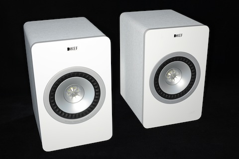 KEF X300A – speakers for digital times