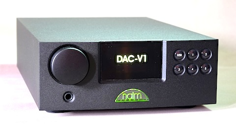 Naim DAC-V1… all about timing