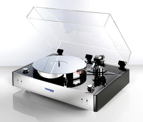 Thorens… the turntable specialist