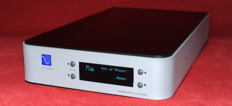 PS Audio NuWave phono converter – bridging worlds