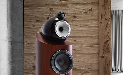 The new Bowers & Wilkins 800 Series… game changer