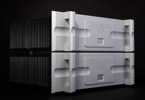 Bryston's next-gen amps… the Cubed Series