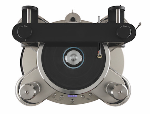 Clearaudio's Statement turntable gets a v2