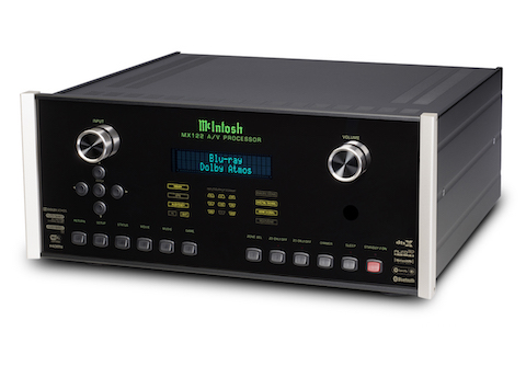 McIntosh's new trio… MX122, MB50 and RS100