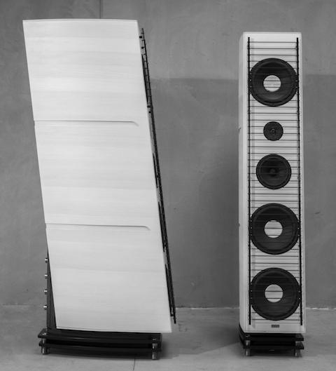Gamut's Zodiac masterpiece loudspeaker
