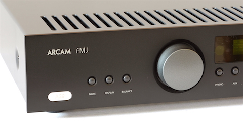 Arcam FMJ A29 amp – silky smooth power