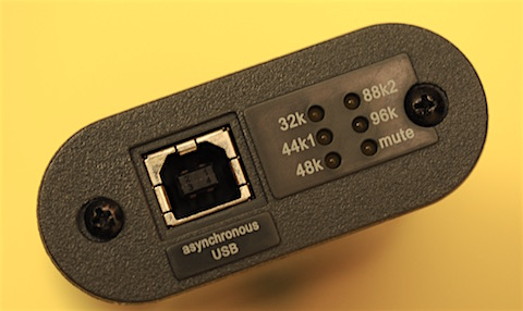HRT Streamer III USB DAC