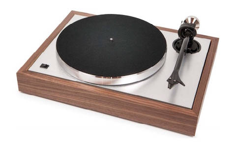 The Classic turntable, from Pro-Ject Audio