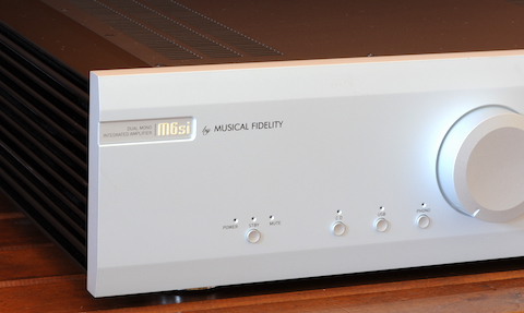 Musical Fidelity M6si-5