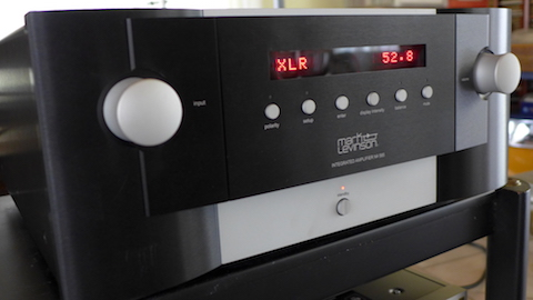 Mark Levinson No585 amp – all-in-one excellence – audioFi net