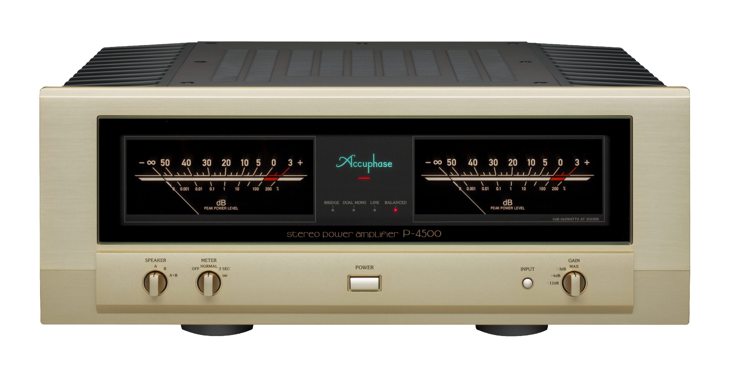 Accuphase P-4500 – a power amp with muscle and finesse – audioFi.net